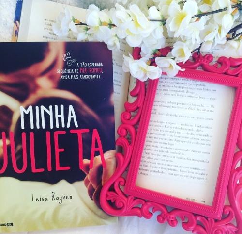 Resenha - Minha Julieta / Leisa Rayven